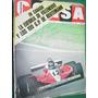 Reutemann Villeneuve Racing Test Moto Tr10 Revista Corsa 645