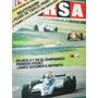 Revista Corsa 746 Imola Reutemann Piquet Jones Di Palma F2