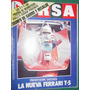 Ferrari T5 Motocross Pesce Bugatti Keegan Revista Corsa 705