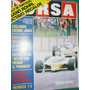 Revista Corsa 719 Rally Rohrl Alan Jones Jabouille Kyalami