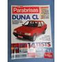 Revista Parabrisas Nº 196 Fiat Duna Cl Los Test De 1994