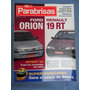 Parabrisas Nº 197 Orion Vs Renault 19 Accent Seat Ibiza Td