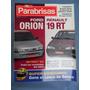 Parabrisas Nº 197 Orion Vs Renault 19 Accent Seat Ibiza Td