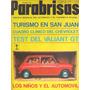 Revista Parabrisas 69 Test Automoviles Valiant Iv Gt