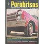 Revista Parabrisas 56 Test Pick Up Dodge D-100 Lancha Dorado