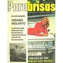 Revista Parabrisas 63 Test Pick Up Camioneta Chevrolet 1966