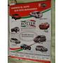 Publicidad Fiat Punto Palio Linea Siena Idea Stilo Año 2009