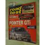 Road Test 52 Pointer Fiesta Clx Santana Samurari Fiat Duna