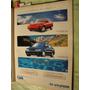 Publicidad Hyundai Accent Gls Y Lantra Gt Año 1995