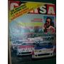 Revista Corsa 1007 Datsun Cocho Lopez Watkins Glen Toyota Mr