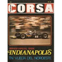 Revista Corsa 319 Indianapolis Pantera De Tomaso Fangio