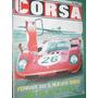 Revista Corsa 207 Ferrari Presentacion Torino Citroen Sm
