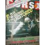 Revista Corsa 1052 Formula 2 Colombia Rosso Fangio Motocross