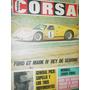 Revista Corsa 52 Ford Gt Mark Sebring Copello Pico Mendoza