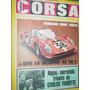 Revista Corsa 18 Ferrari Dino 206/5 Tc Rojas Pairetti Autos