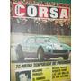 Revista Corsa 66 Tc Ricardo Peduzzi Cuadrado Requejo Mecanic
