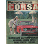 Revista Parabrisas Corsa 1968 Nro 99