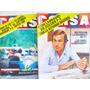 Lote Revista Parabrisas Corsa Con Reutemann Para Coleccion