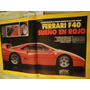 Corsa 1111 Ferrari F40 Prost Nissan 300 Datsun 280 Rally Cap