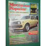 Revista Mecanica Popular Ago/80 Tune Up Tercel Proyecto Tall