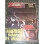 Revista La Semana - Mundial 78 - Nº 87 - Junio 1978