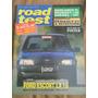 Revista Road Test Nº 27 Enero 1993 Test Ford Escort Lx 1.6