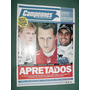Revista Automovilismo Campeones 6 Schumacher Raikkonen Monto
