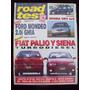 Road Test 79 5/97 Ford Mondeo 2.0i Ghia Fiat Palio Y Siena