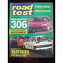 Road Test 60 10/95 Seat Ibiza Peugeot 306 Mitsubishi Lancer