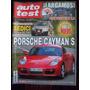 Auto Test 184 2/206 Porsche Cayman S Fiat Idea Hlx