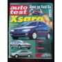 Auto Test 97 11/98 Citroen Xsara Renault Laguna V6 Audi A 4