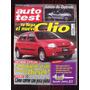 Auto Test 112 2/00 Renault Clio Volkswagen Golf