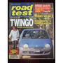 Road Test 44 6/94 Renault Twingo Peugeot 405 Sri Ford Galaxy