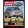 Auto Test 204 10/07 Ford Mondeo Renault Sandero Vw Golf V12