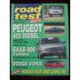 Road Test 51 1/95 Peugeot 405 Diesel Saab 900 Turbo Dodge Vi
