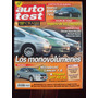 Auto Test 134 12/01 Citroen Xsara Picasso Renault Scenic