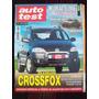 Auto Test 182 12/05 Volkswagen Fox Fiat Idea Peugeot 407