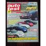 Auto Test 125 3/1/01 Fiat Siena Chrysler Sebring V6 Vw Bora