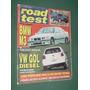 Revista Road Test 65 -mar/96- Chevrolet Blazer Bmw Vw Gol