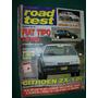 Revista Road Test 72 Fiat Tipo Citroen Zx Vw Polo Porsche