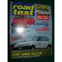 Revista Road Test 43 Honda Civic Seat Ibiza Fiat Uno Galant