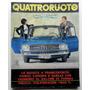 Revista Quattroruote - N. 10 - Ottobre 1965