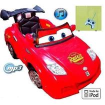 Auto Cars Rayo Mc Queen Bateria Y Rc / Open-toys Avellan 74