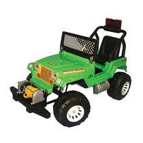 Jeep Auto Electrico A Bateria Wrangler