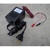 Cargador Automatico De Baterias 6v Ó 12v 1a Ideal Auto Niño