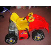Auto A Bateria Karting 6 Volt Power Wheels By Fisher Price