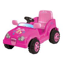 Jeep Barbie Scout A Bateria