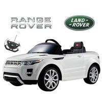 Auto Coche A Bateria Para Niños Land Rover Evoque
