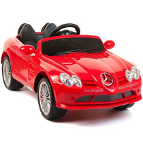 Nuevo Mercedes Benz Auto A Bateria . Jugueteria Baby Kingdom