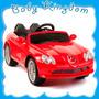 Mercedes Benz Auto A Bateria Doble Motor Luz,sonidos,cambios